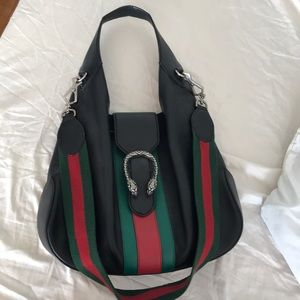 Gucci Bags - Gucci Hobo Dionysus leather shoulder bag